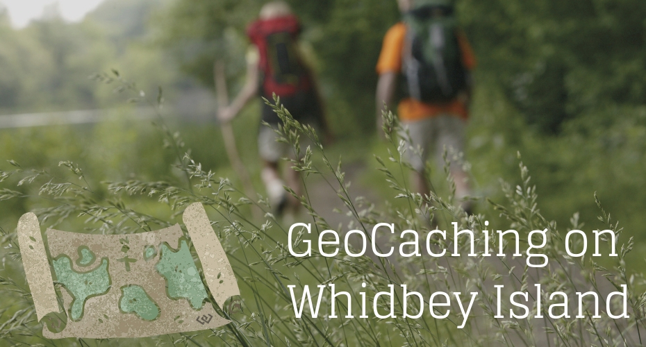 Geo Caching, Whidbey Island, Discover, outdoors, Things to do on whidbey, Oak Harbor, Coupeville, Freeland, Langley