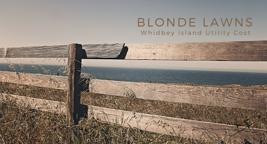 Blonde Lawns, Whidbey island
